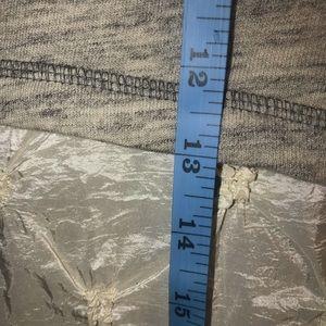 H&M Skirts - H&M LOGG label of graded goods - sweat mini skirt